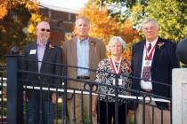 2015 Alumni Award winners