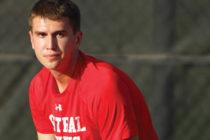 Men's Tennis player, West Adelman '16