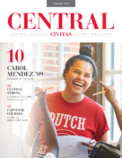 Cover of the Summer 2018 issue of Civitas