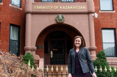 Next Stop: Kazakhstan