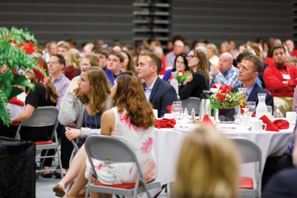 19th annual Scholarship Dinner