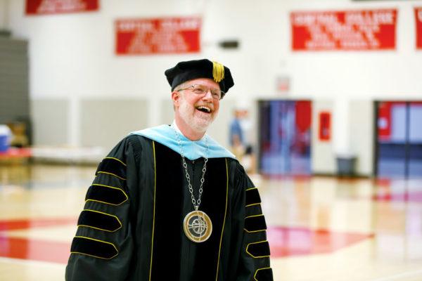 President Mark Putnam