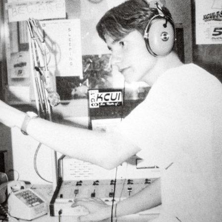 KCUI radio station