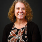 Linda Laine, professor of communications studies