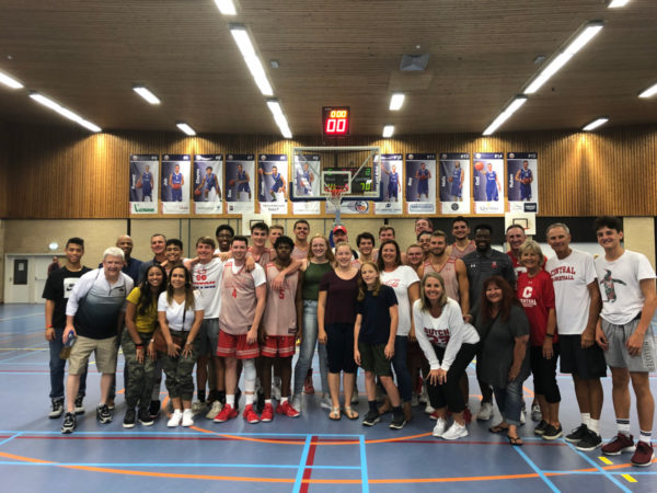Basketball in Netherlands
