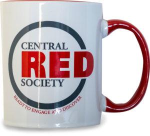 Central RED Society mug