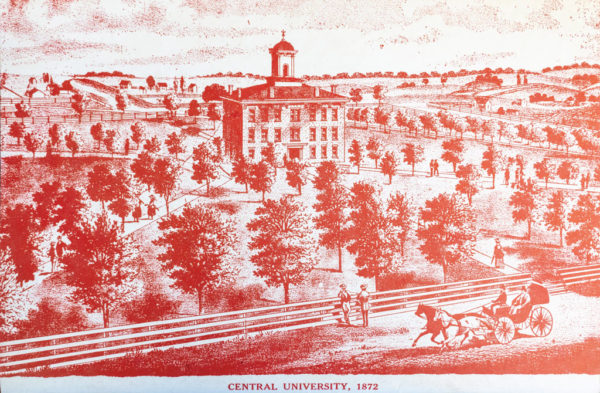 A portrait of Central as it appeared in 1872.