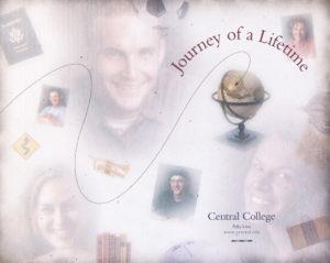 2001 admission brochure