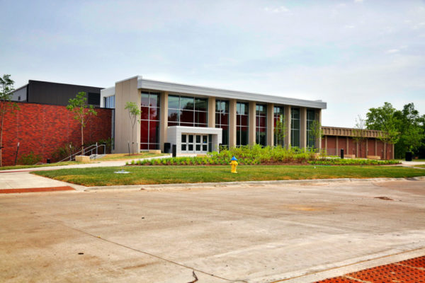 In the first phase of the $18 million Forever Dutch® initiative in 2017, P.H. Kuyper Gymnasium was expanded and received an exterior facelift.