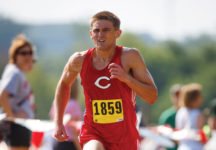 Austin O'Brien '14was the Iowa Conference men's cross country MVP in 2013, placing 11th at the NCAA Division III Championships. He then won an indoor track and field national title in the distance medley relay.